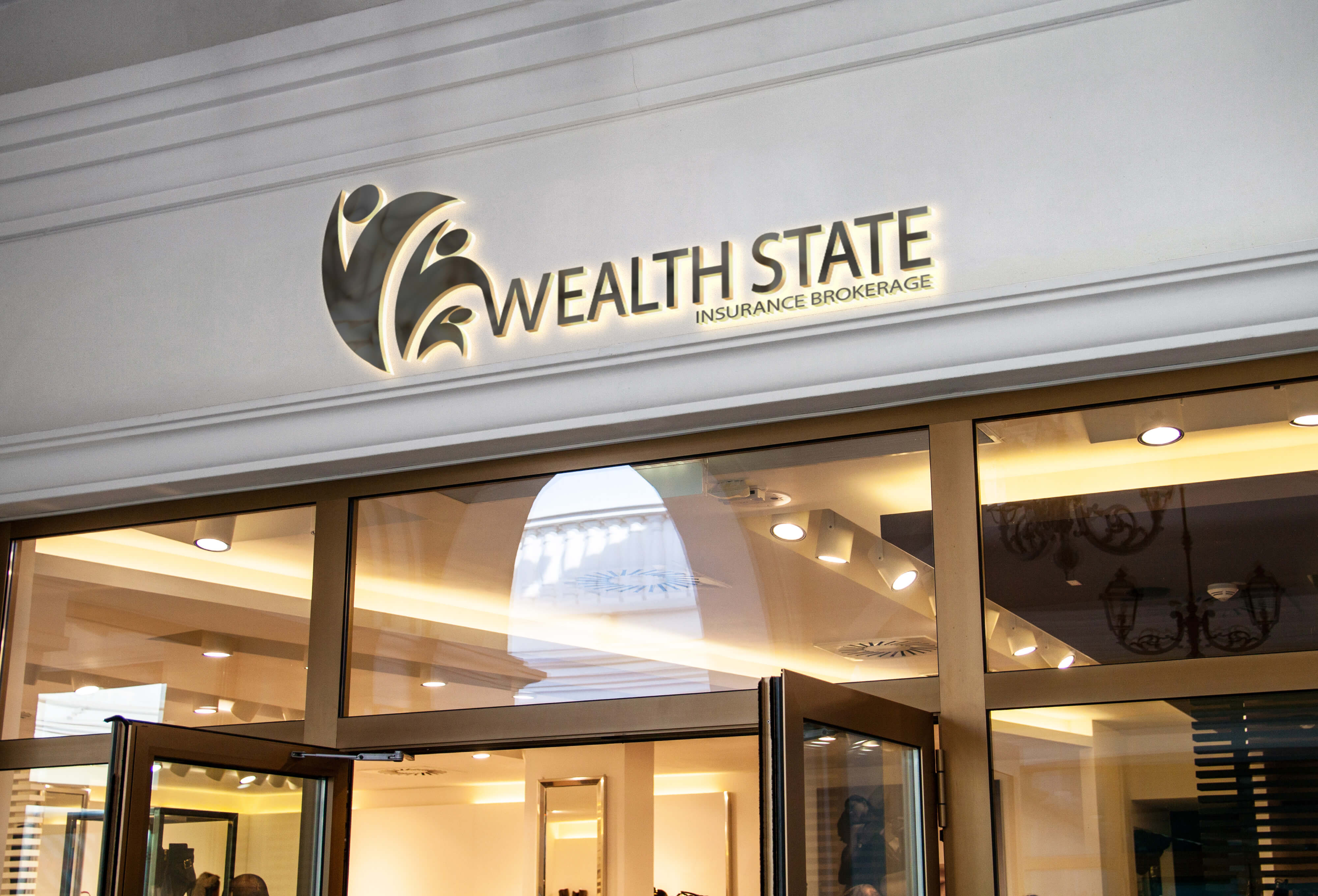 Wealth State Logo