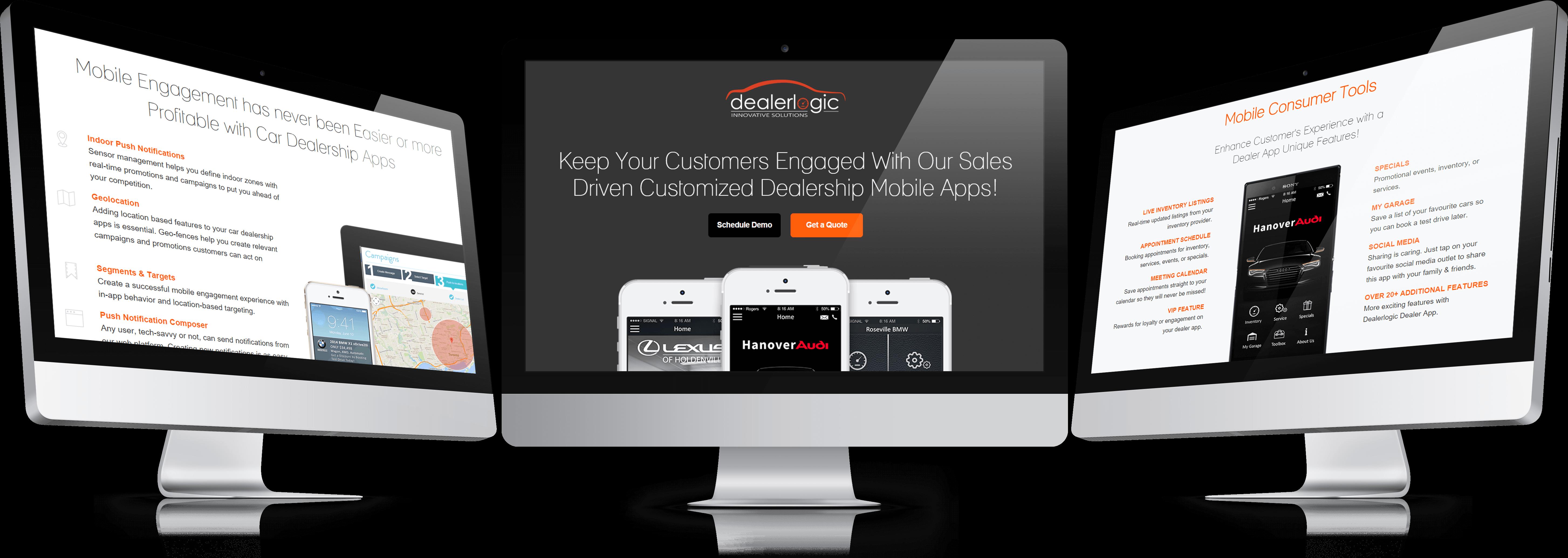 Dealerlogic Website
